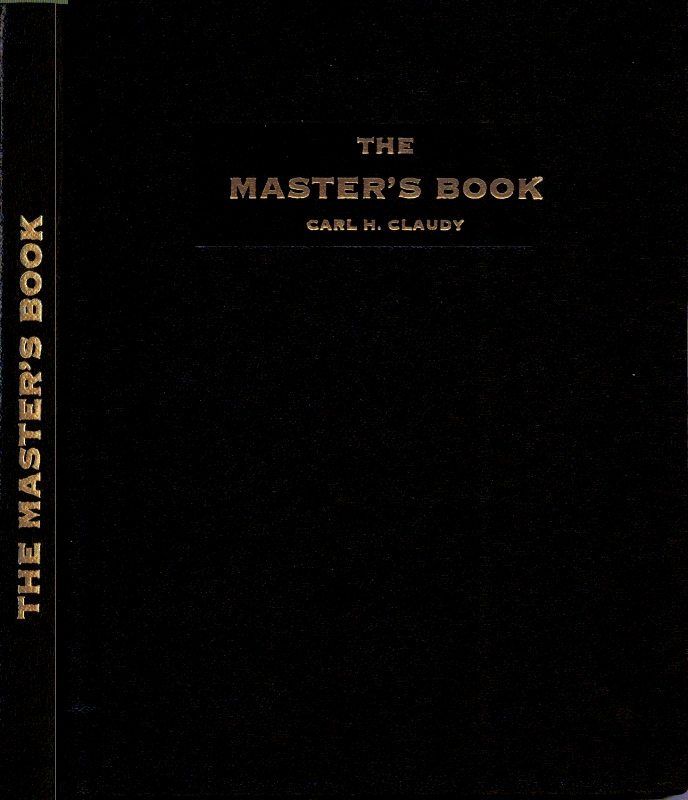 Mb390 The Master S Book