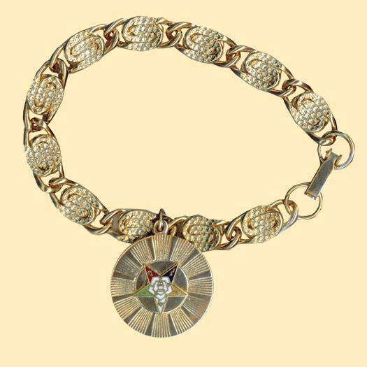 es1931 oes gold bracelet