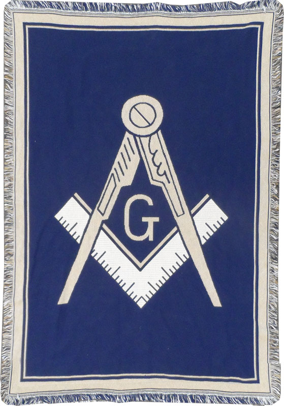 Pcw Sp319 Masonic Tapestry