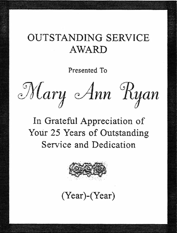 At sa01 award template service appreciation 01 for Service anniversary certificate templates