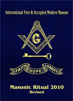 Mb249 int 39 l masonic ritual small print for Masonic craft ritual book