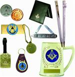 SPECIALTY ITEMS - MASONIC