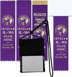 CONVENTION RIBBONS