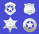 BADGES HEAVY METAL SHIELD