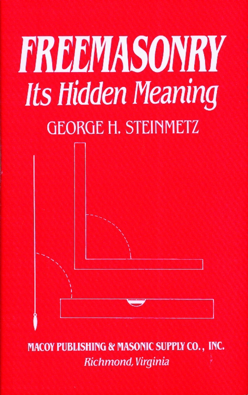 MB176 - Freemasonry It's Hidden Meaning