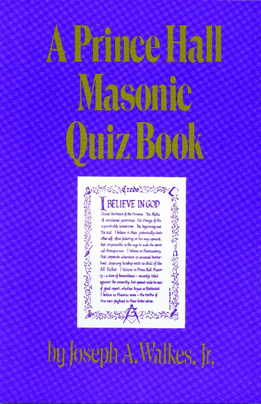 MB484 - Prince Hall Masonic Quiz Book