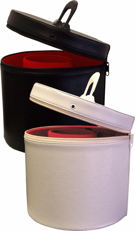 Fez Carrying Case for MASONIC SHRINE ELK Black or White