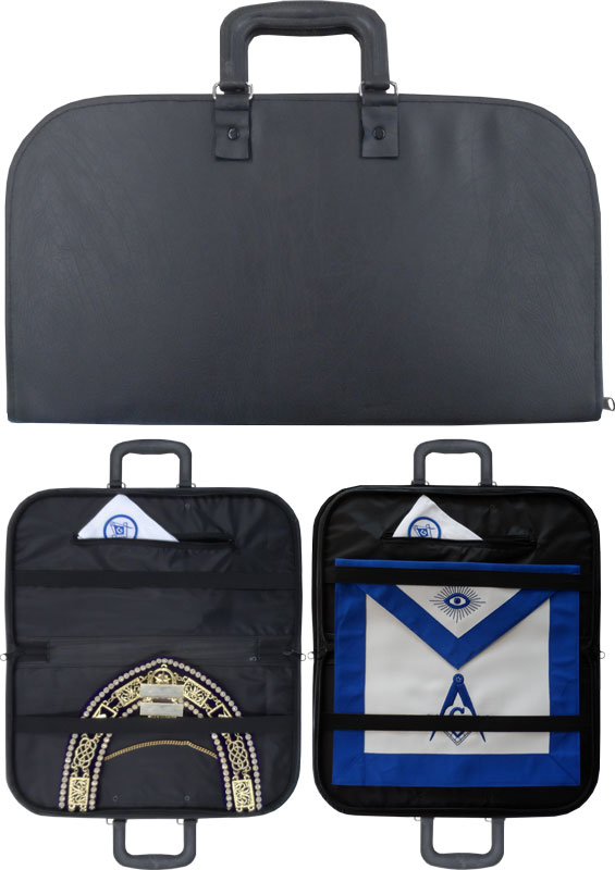 M716 - Fold Over Apron/Collar Case