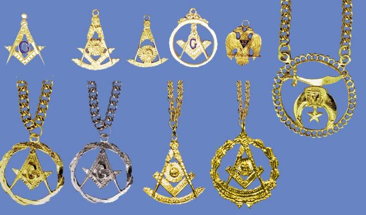 George Lauterer Corporation - JEWELRY - MASONIC