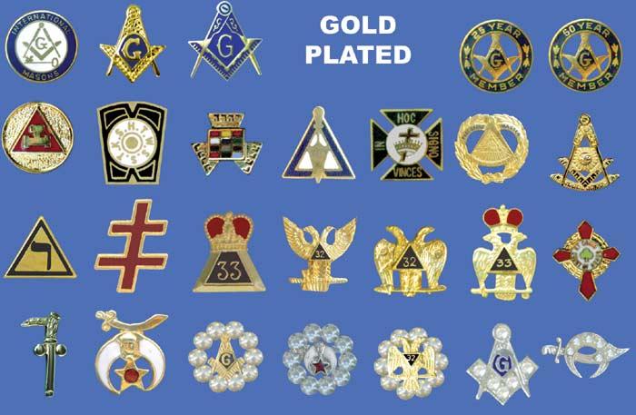 7a47ead023cf George Lauterer Corporation - LAPEL PIN EMBLEMS- Cloisonne and Plated