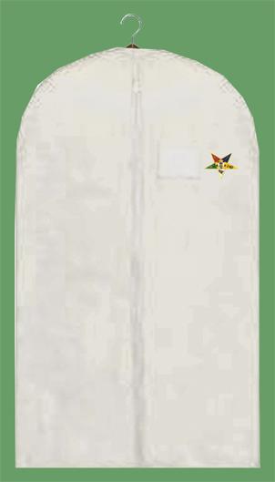 Es8646 White Garment Bag Oes