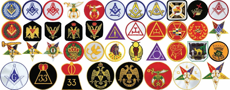 George Lauterer Corporation - PATCH EMBLEMS - EMBROIDERED