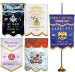 BANNERS & FLAGS - MASONIC
