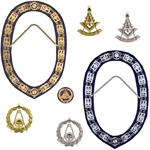 PAST MASTER COLLARS, JEWELS AND MORE