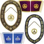 Grand Lodge Collars, Jewels and Cuffs