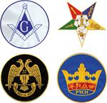 Patch Embroidered Emblems - Large