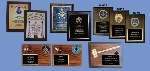 PLAQUES-CUSTOM RECOGNITION