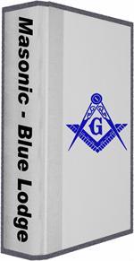 George Lauterer Corporation - Books for Masonic Body - Blue